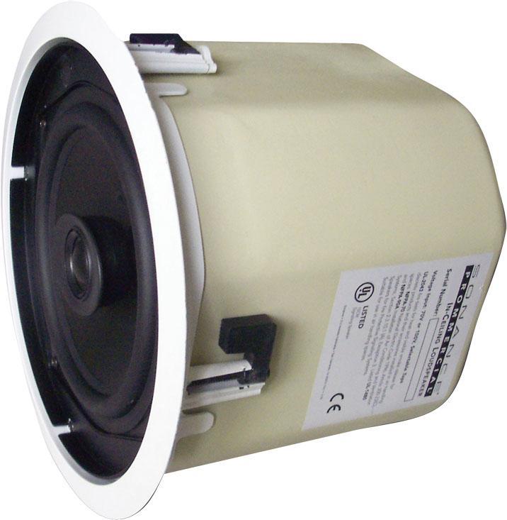 40073_ang - акустика для коммерческих площадей
