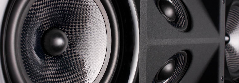 встраиваемые в стены акустические системы