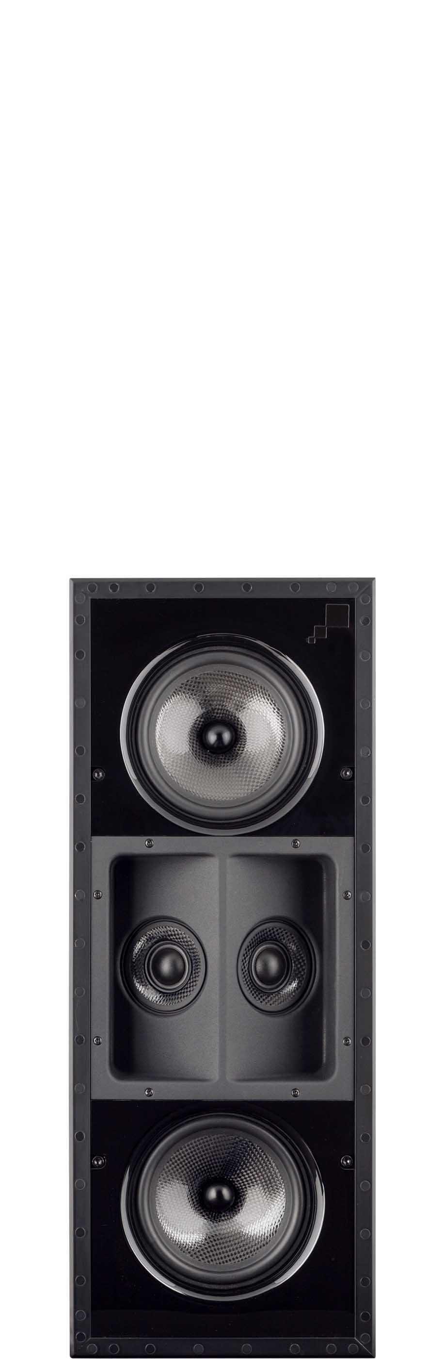 SUR1_110312 встраиваемые в стены акустические системы