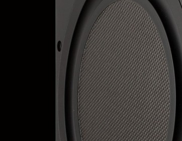 In-Wall New Construction Subwoofer
